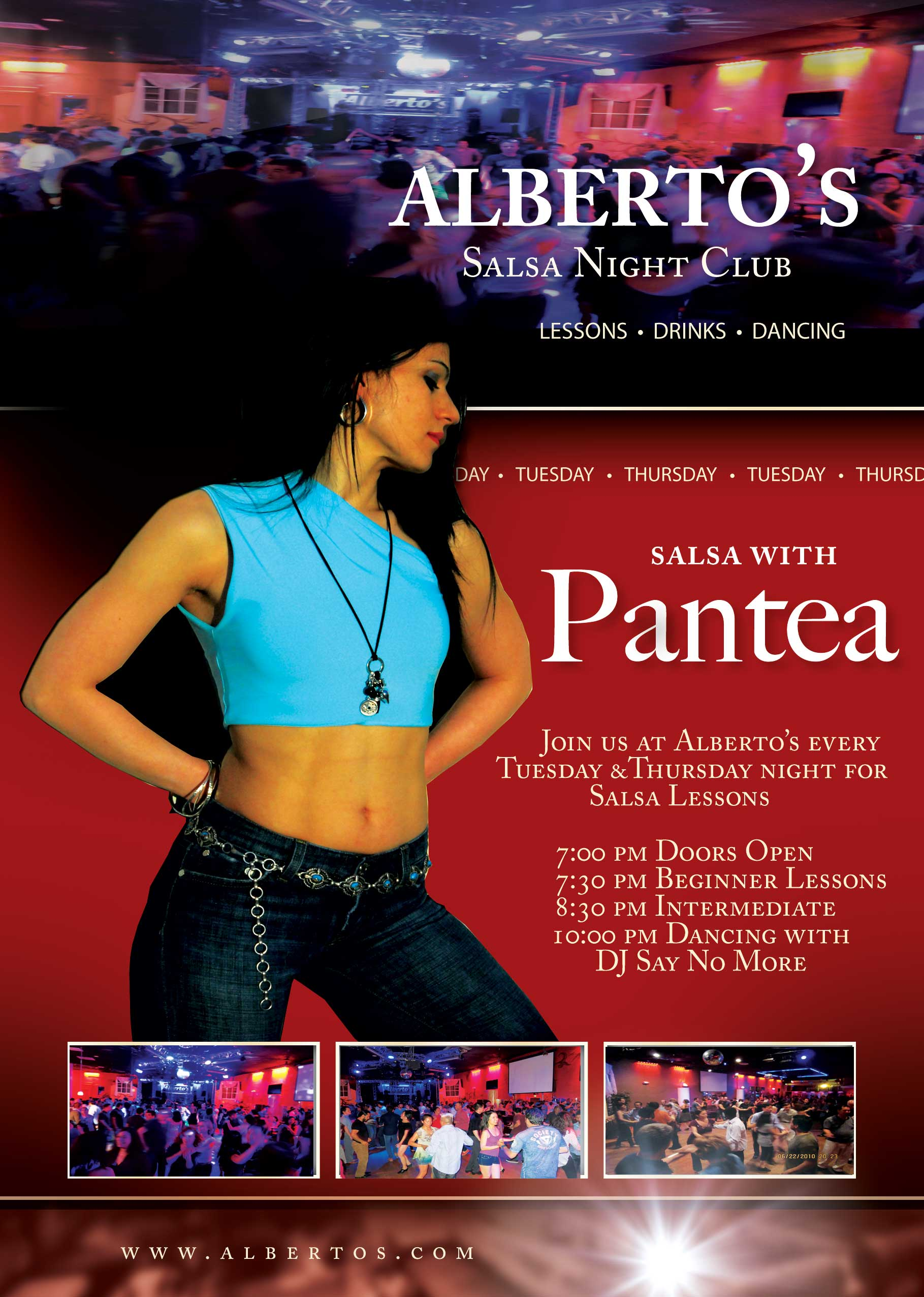 Albertos Salsa NightClub & Ultra Lounge